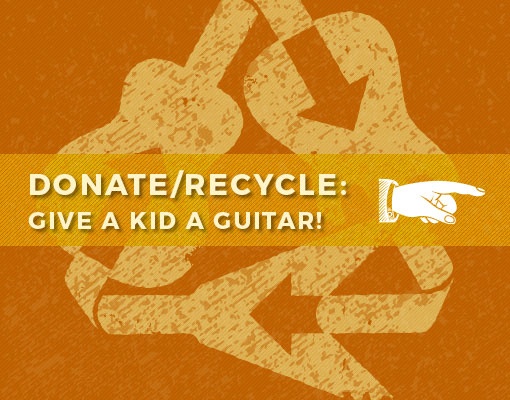Donate / Recycle