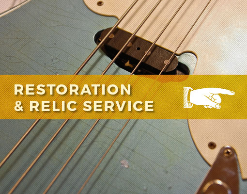 Relic & Restoration Service