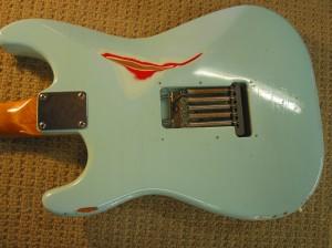 Fender Stratocaster Vintage Relic