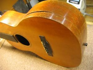 Vintage Pre-war Martin Repair 1