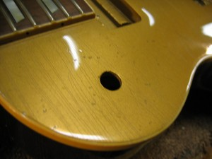 paul copy refinish and relic chicago fret works guitar repair. Black Bedroom Furniture Sets. Home Design Ideas
