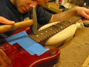 Vintage Gibson Les Paul Jr. Repair and Restoration