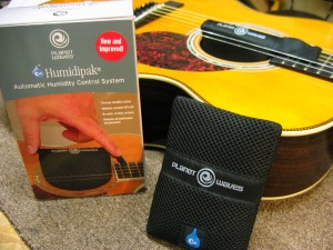 Planet Waves' Humidipak System