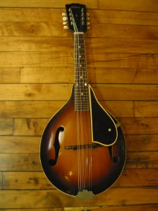 Vintage Gibson Mandolin Refret Chicago Fret Works