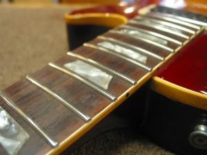 Gibson LP Deluxe Repair