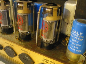 Marshall Amp Amplifier Repair