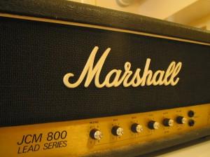 Marshall JCM800 Amp Repair