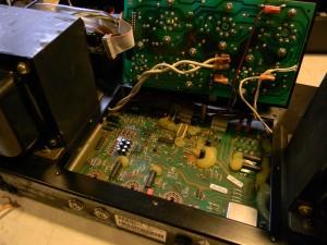 Ampeg SWR Repair