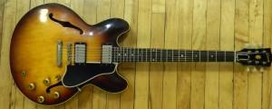Vintage 1958 Gibson ES335