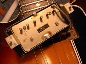 Vintage 1958 Gibson ES335 - PAF pickup