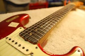 Vintage 1964 Fender Stratocaster Refret