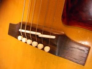 1967 Gibson J-45 Repair