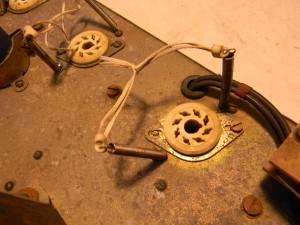 Marshall Major Power Tube Sockets