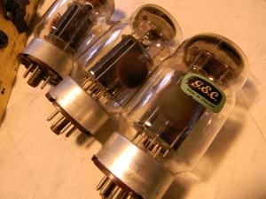Marshall Major Amp Tubes