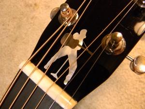 Martin D-28M Elvis Presley
