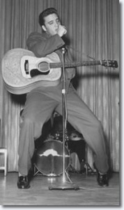 Elvis Presley with Martin D28