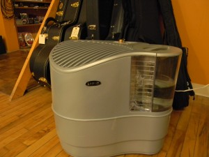 Room Humidifier For Your Guitar