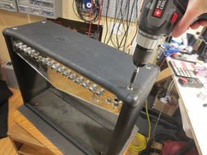 Hughes Kettner Bias Repair