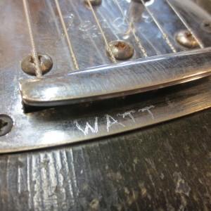 WATT - Nels Cline's Jazzmaster