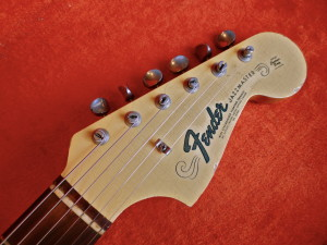 Vintage Fender Jazzmaster Refinish