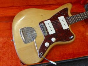 Vintage Fender Jazzmaster Refin