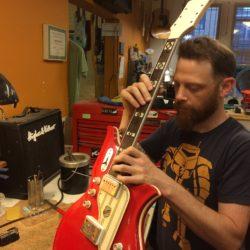 National Guitar Neck Repair