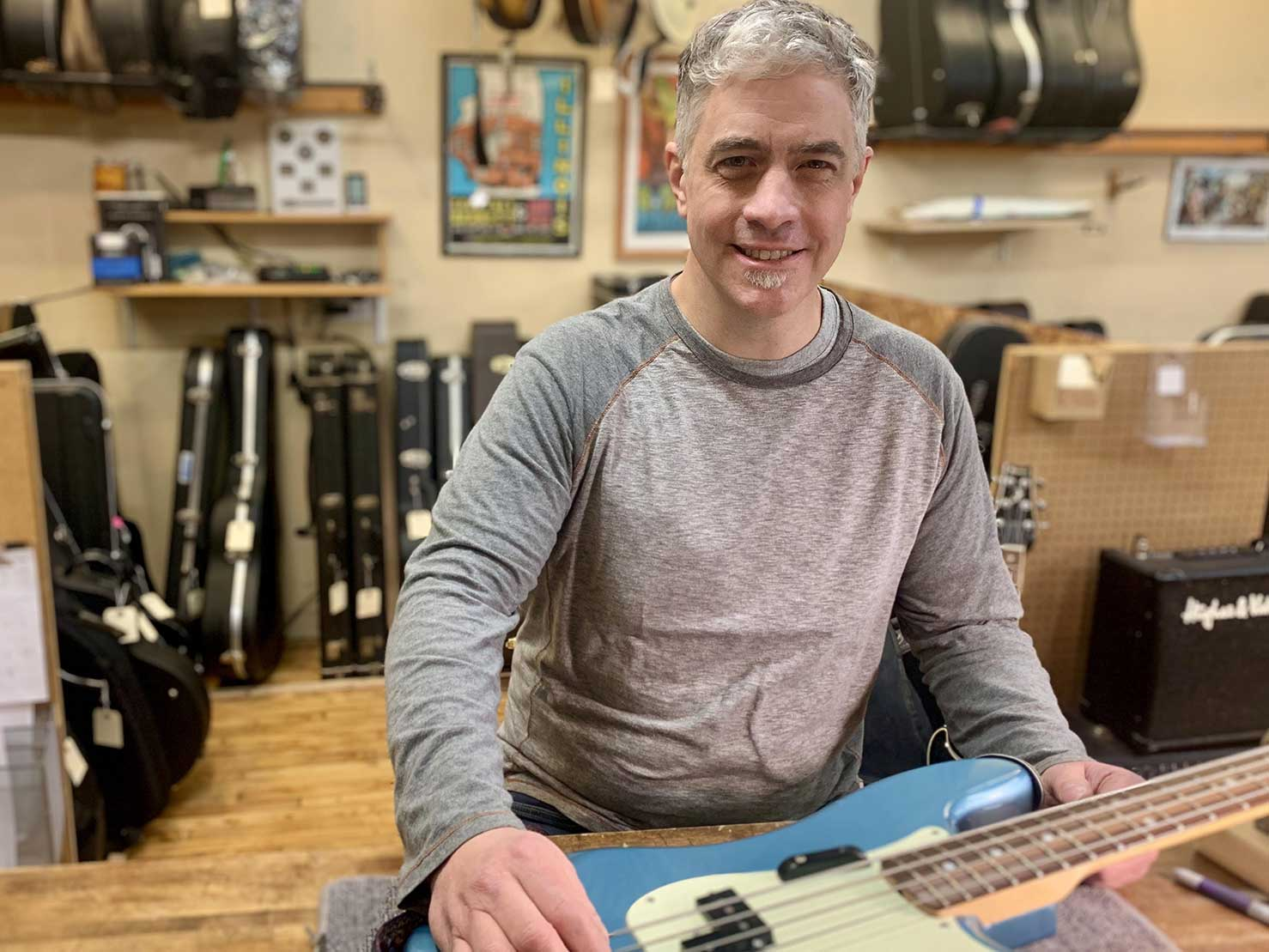 Steve Baker Chicago Fret Works