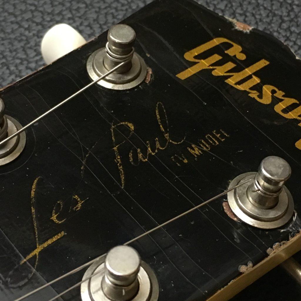 CFW Relic Les Paul Junior