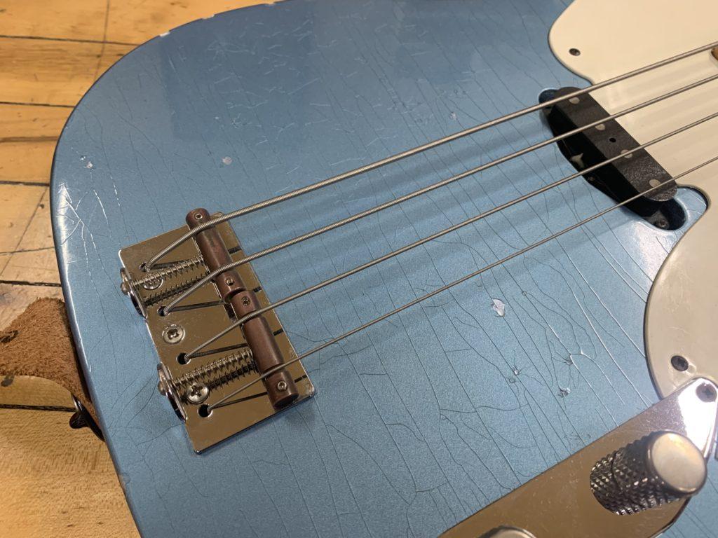CFW Relic Tele Bass